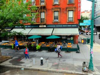 Harlem in New York - Restaurants