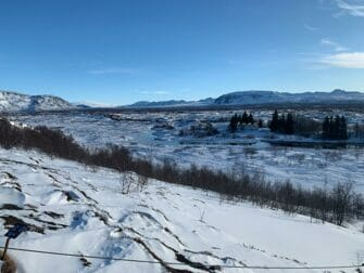 Iceland Stopover on your way to New York - Thingvellir