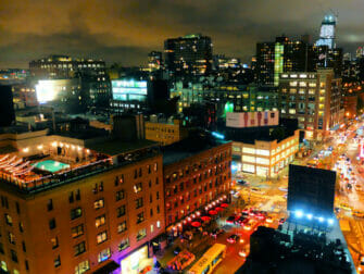 Meatpacking District New York - Gansevoort Hotel