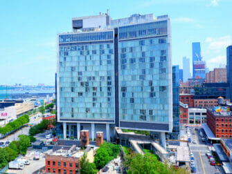 Meatpacking District New York - Standard Hotel