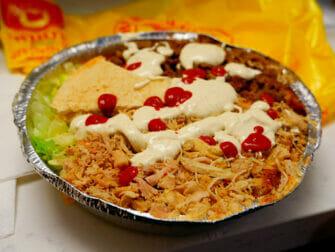 New York Street Food - Halal Guys