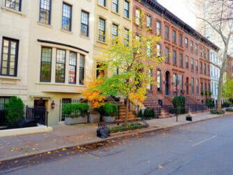 Upper East Side in New York - Houses