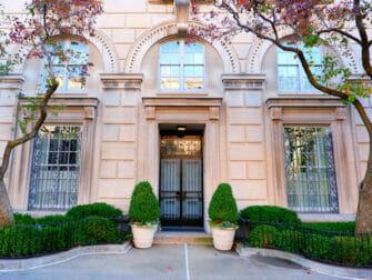 Upper East Side in New York - Mansion