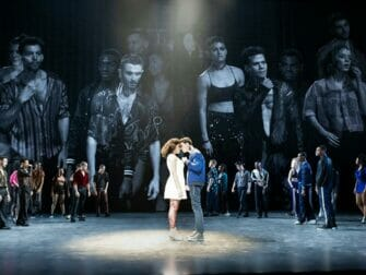 West Side Story on Broadway Tickets - Love