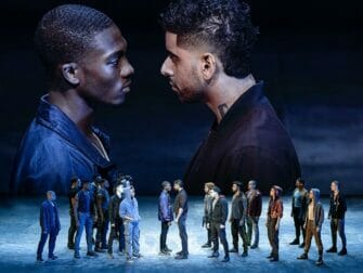 West Side Story on Broadway Tickets - Stand off
