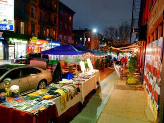 Williamsburg in Brooklyn - Bedford Avenue