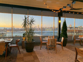 Williamsburg in Brooklyn - Dinner with View