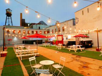 Williamsburg in Brooklyn - Hip Dining