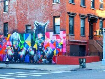 Williamsburg in Brooklyn - Street Art
