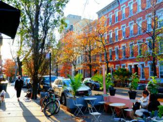 Williamsburg in Brooklyn - Streetlife