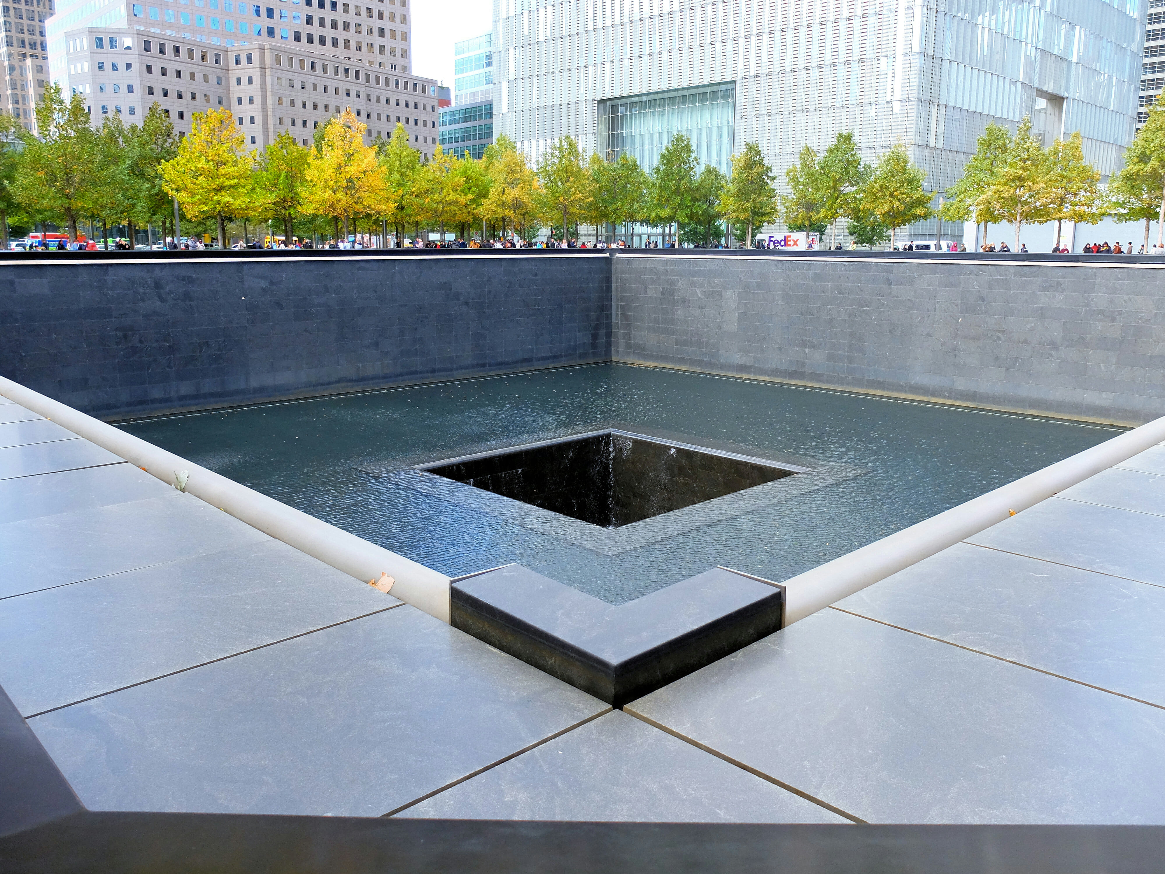 911 Memorial in New York – High Quality Wallpaper