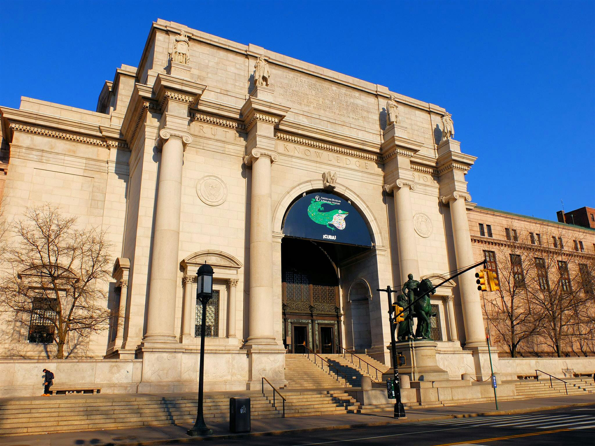 American Museum of Natural History New York City – High Quality Wallpaper