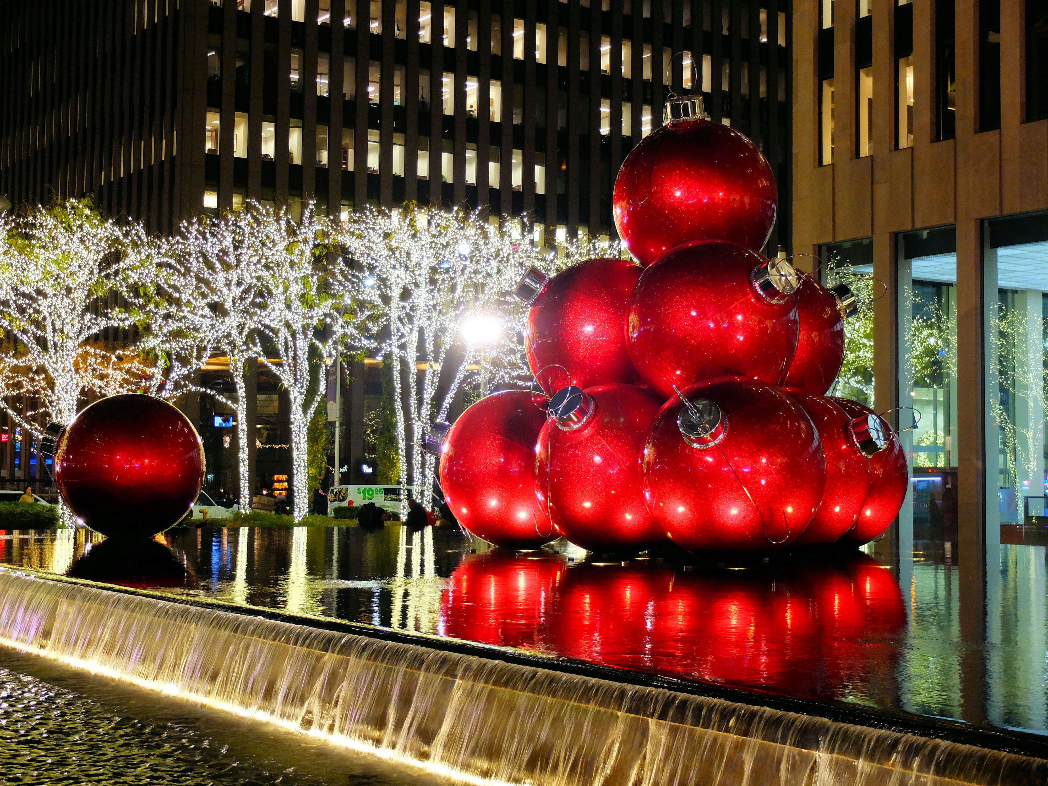 Christmas in New York – High Quality Wallpaper