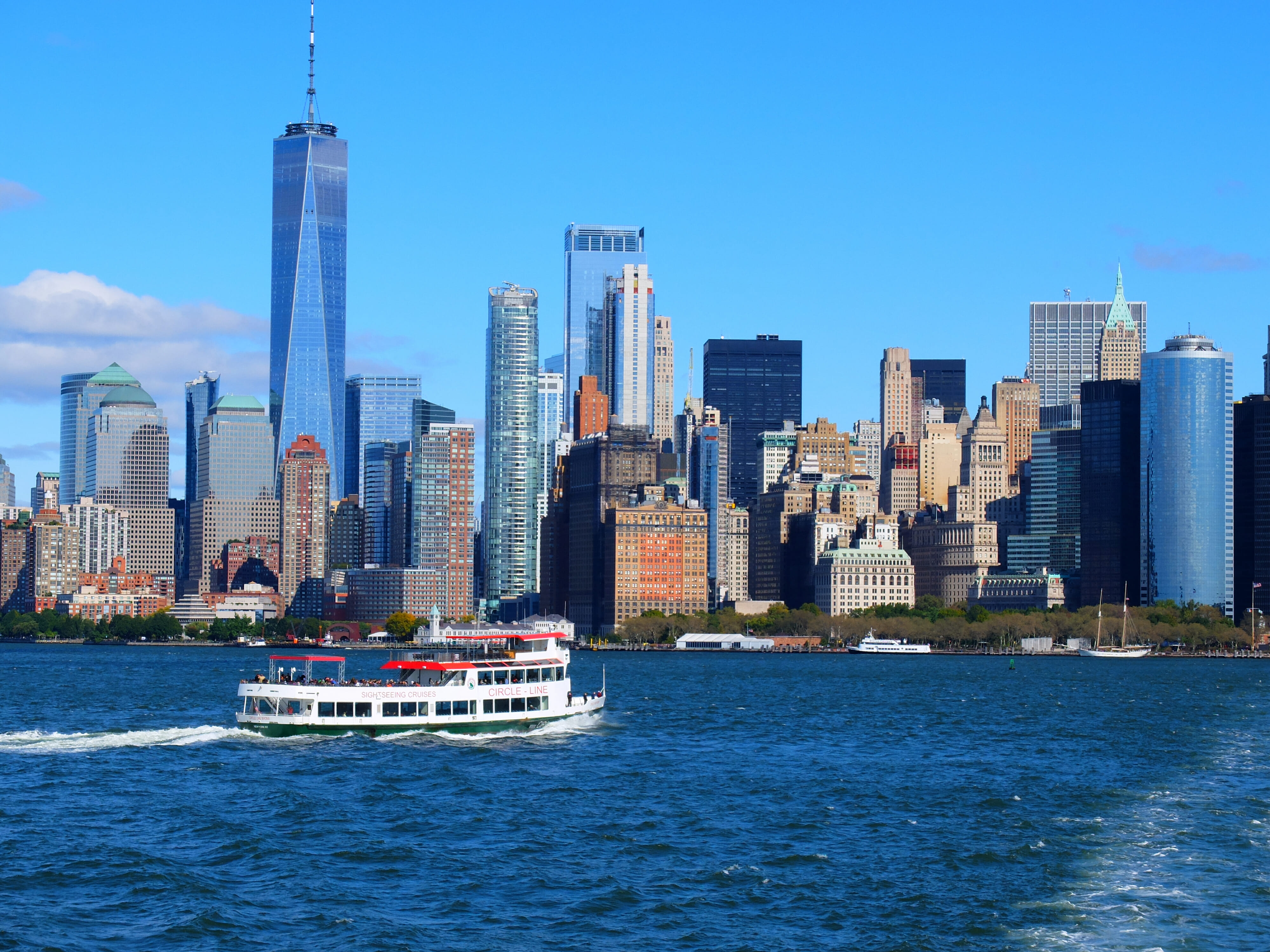 Circle Line Boat tours in NYC – High Quality Wallpaper