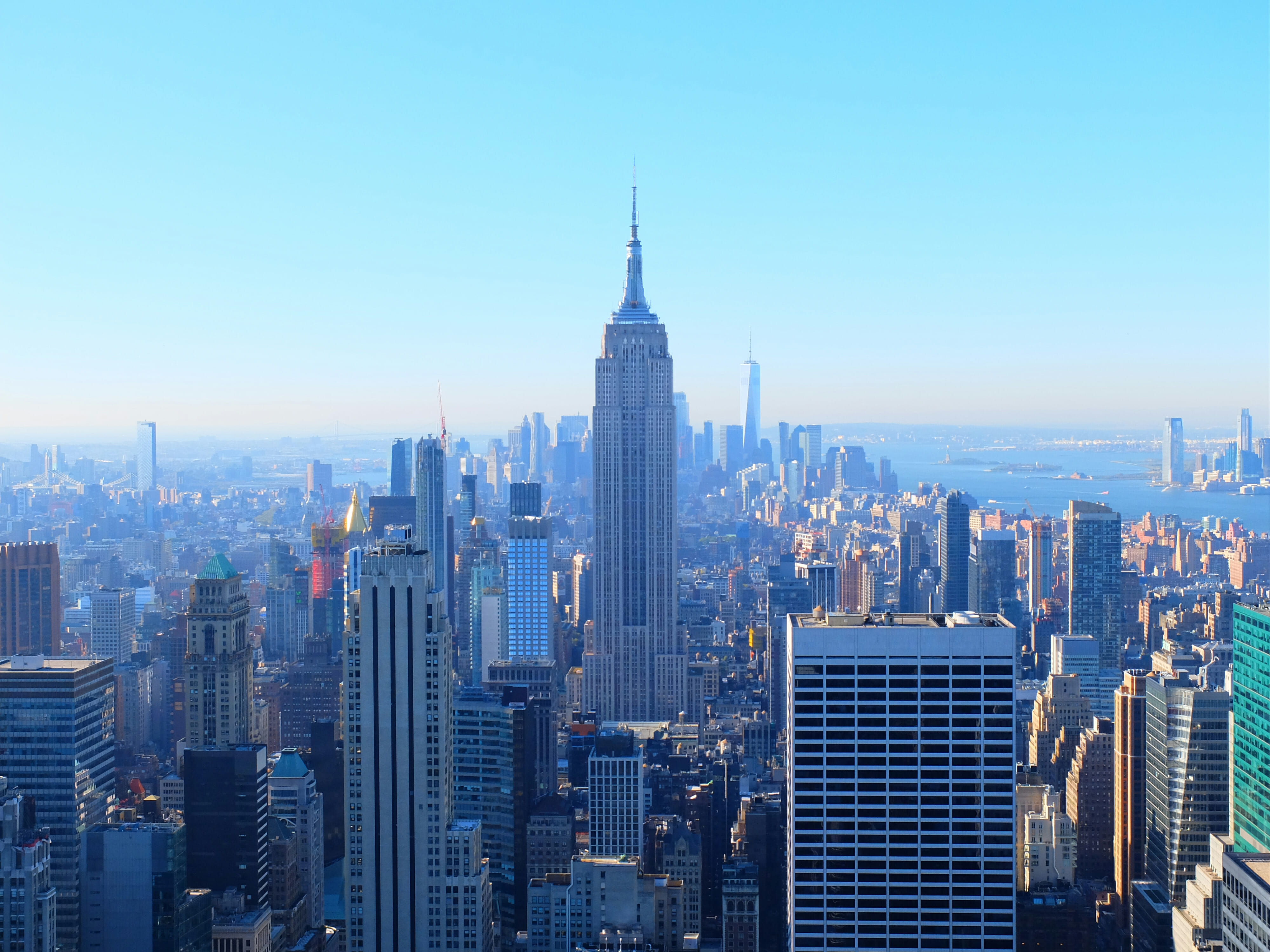 Empire State Building – High Quality Wallpaper