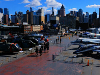 Hell's Kitchen in New York Attractions