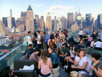Hell's Kitchen in New York Nightlife