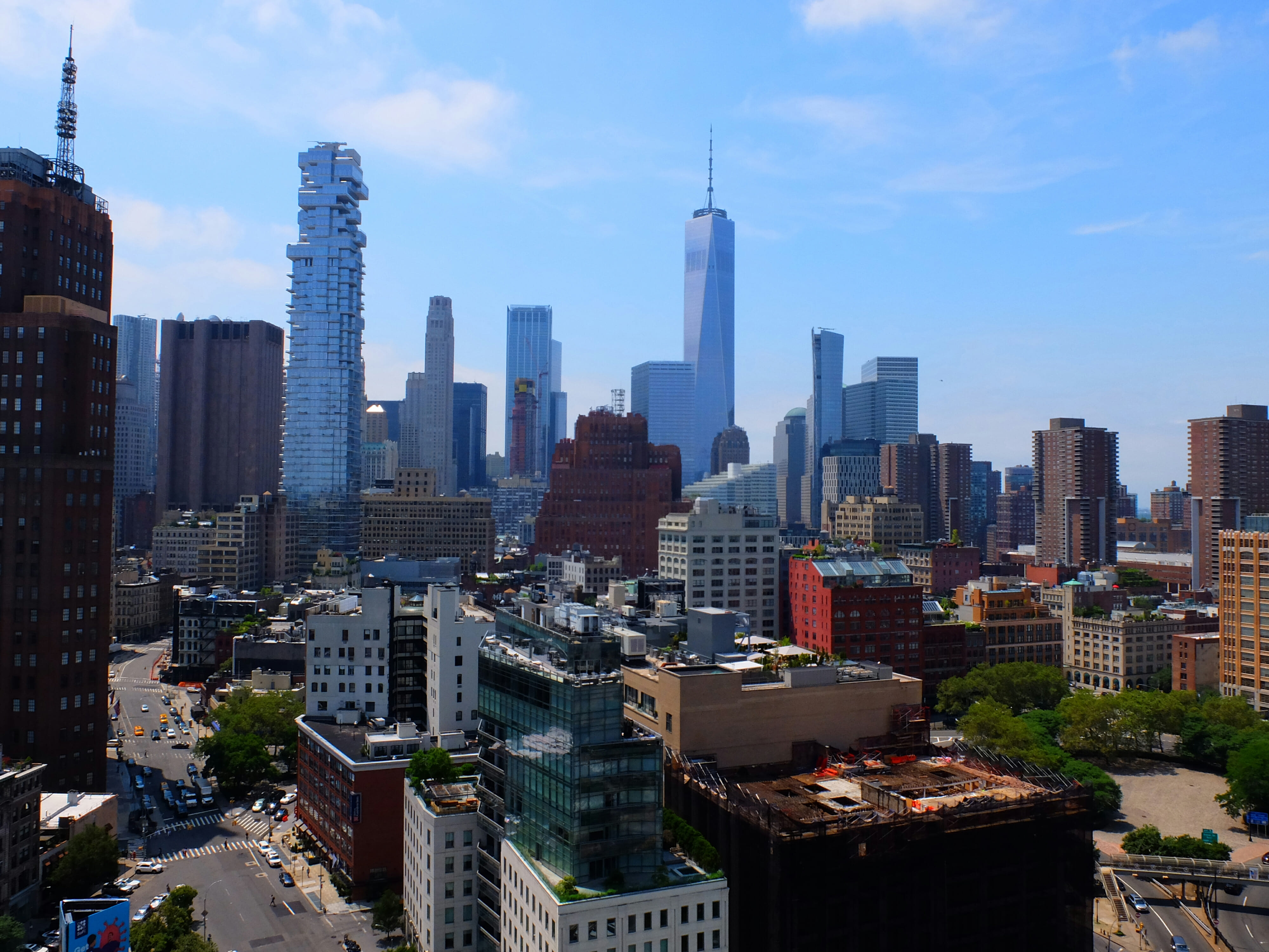 New York Cityscape – High Quality Wallpaper