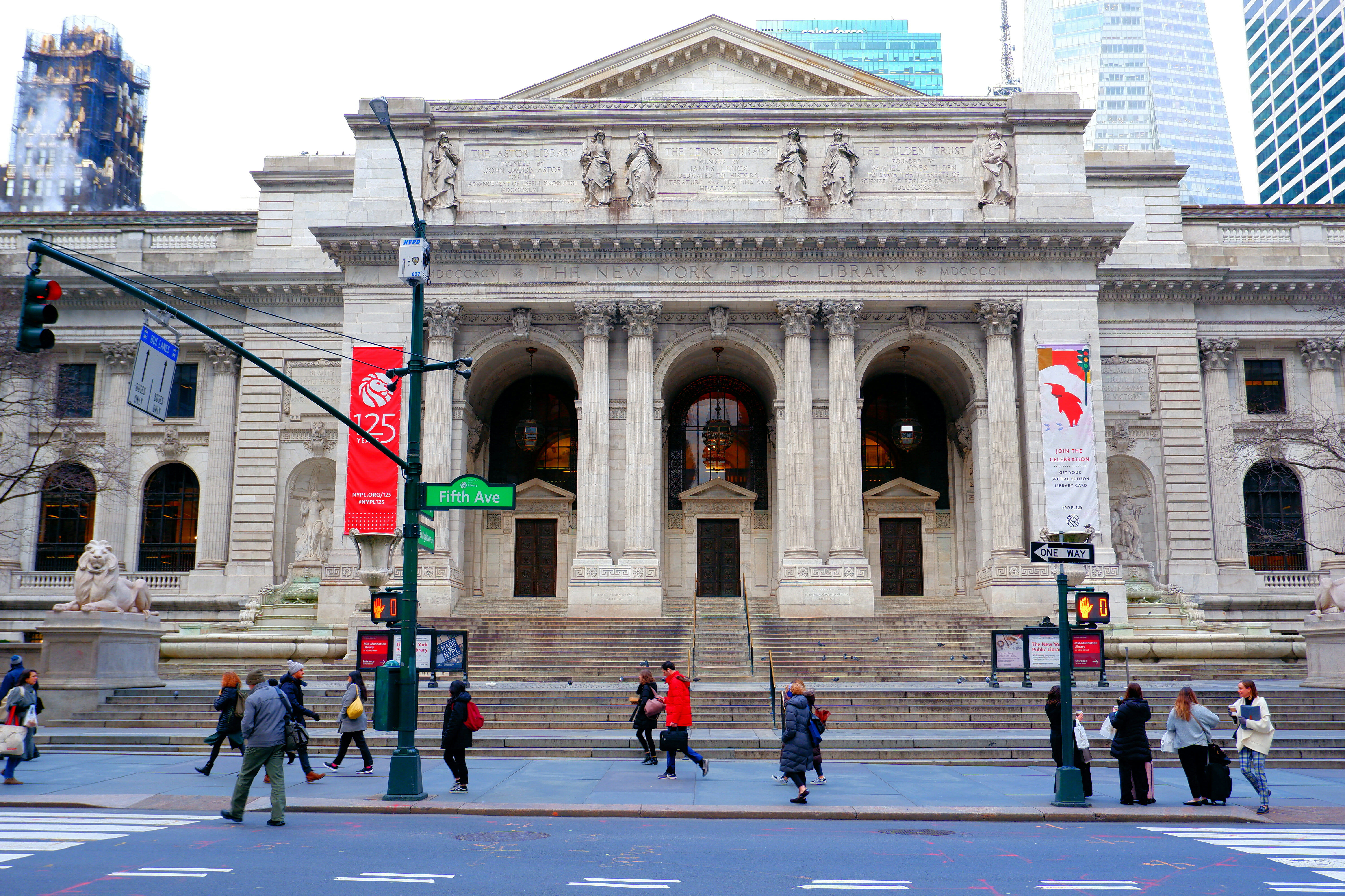 New York Public Library – High Quality Wallpaper