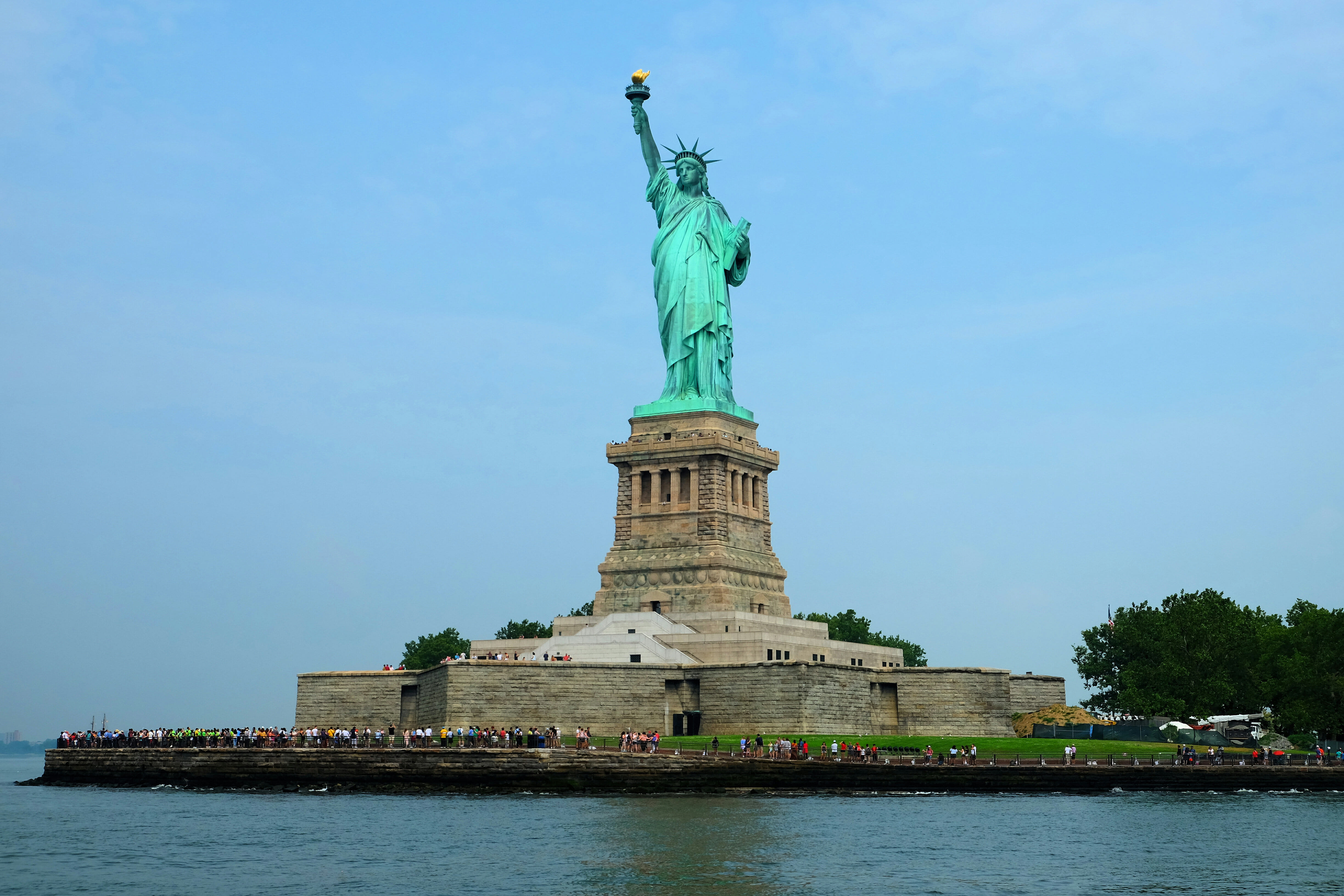 Statue of Liberty – High Quality Wallpaper