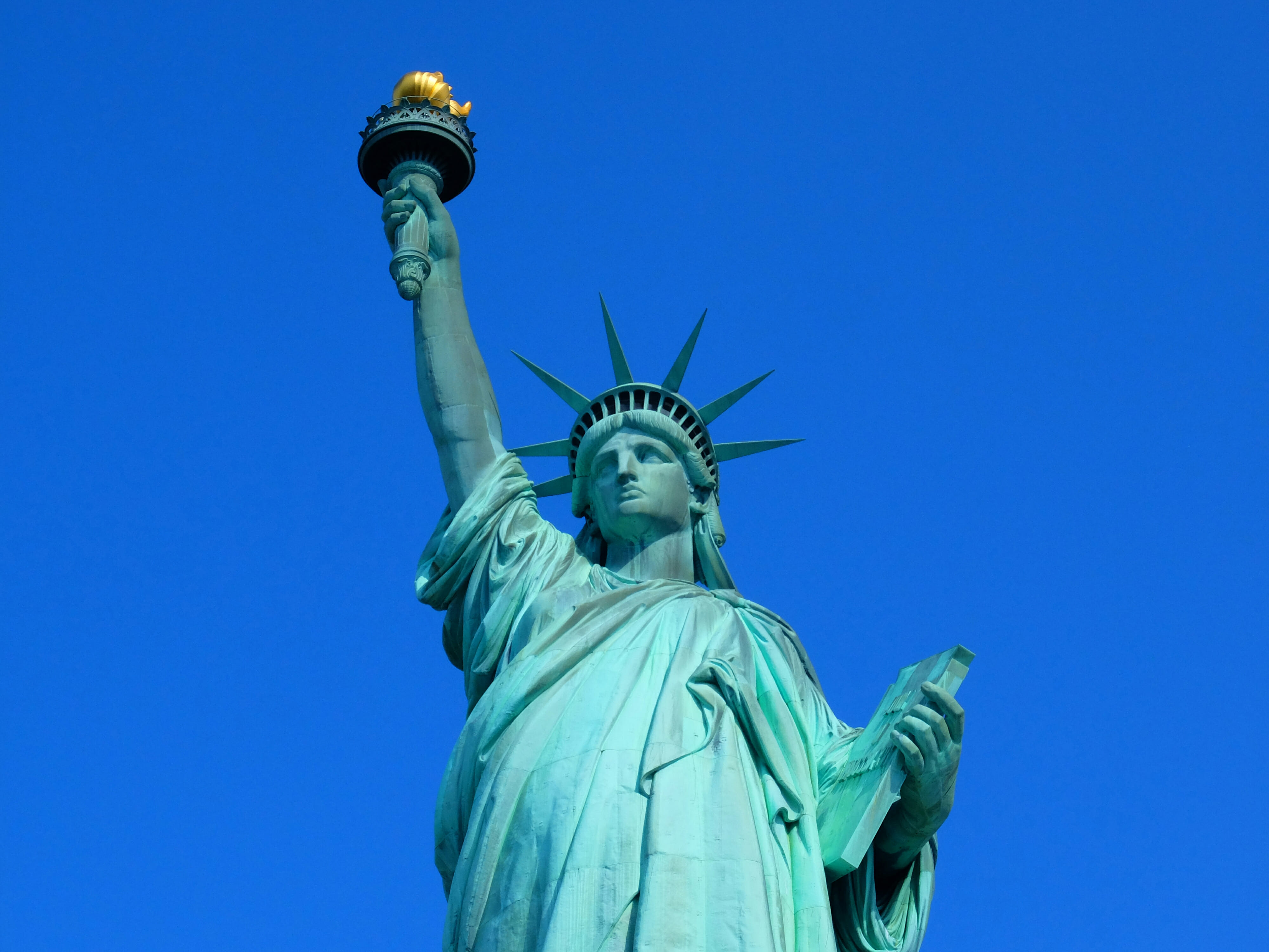 Statue of Liberty NYC – High Quality Wallpaper