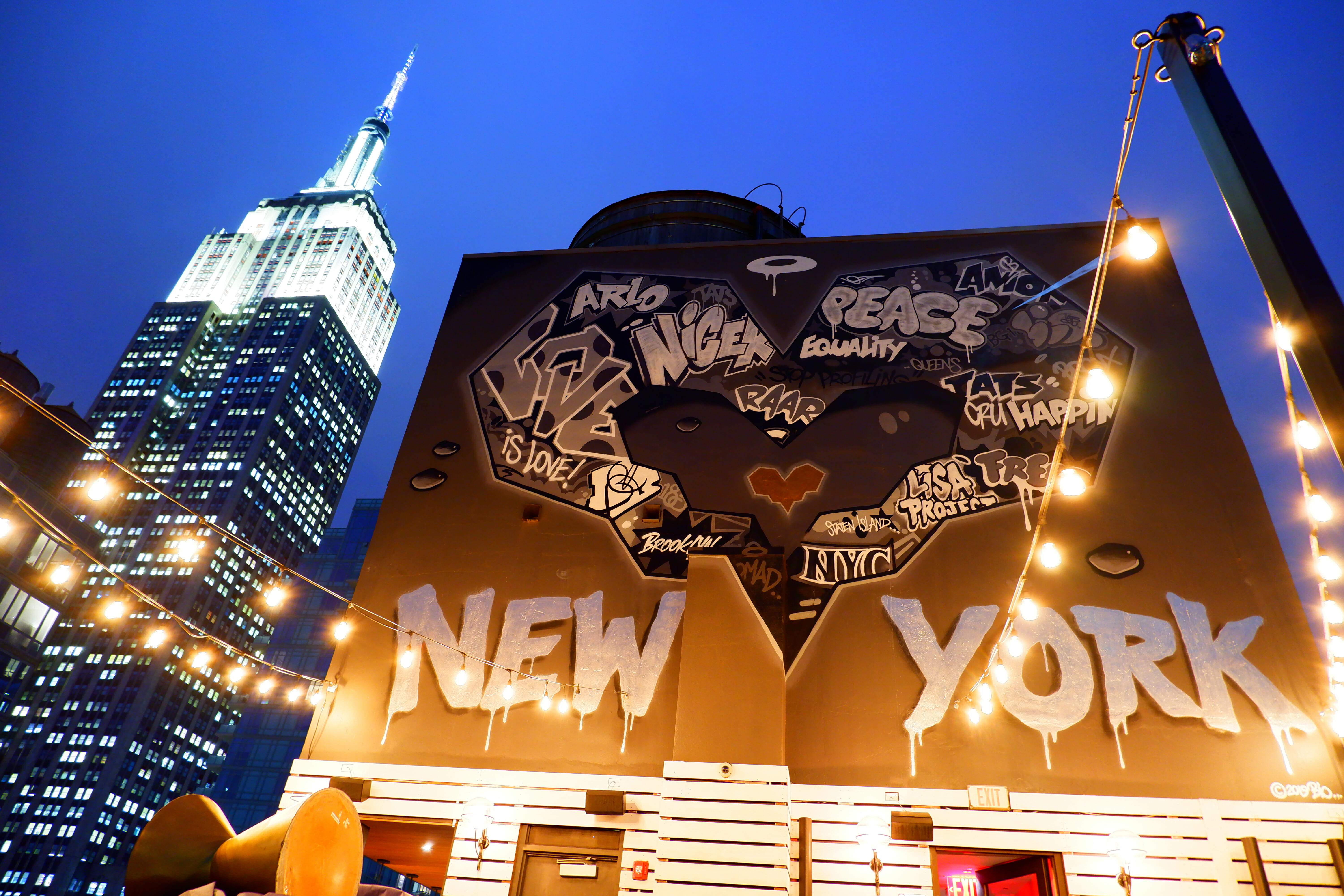 Street Art in NYC – High Quality Wallpaper