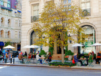 Upper East Side Shopping in New York