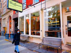 Vegan restaurants in New York