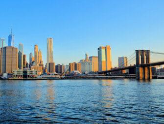 Filming Locations in New York - Brooklyn Bridge
