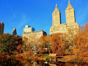 Filming Locations in New York - Central Park