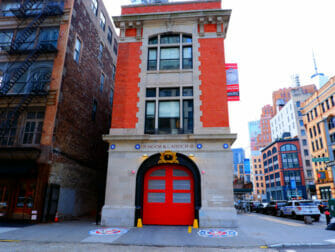 Filming Locations in New York - Ghostbusters