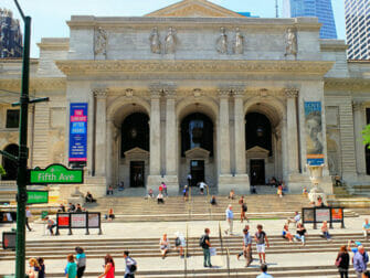 Filming Locations in New York - The Day After Tomorrow - Public Library