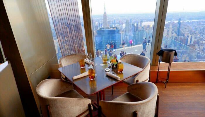 Lunch in New York - Peak