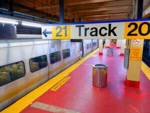 Penn Station in New York