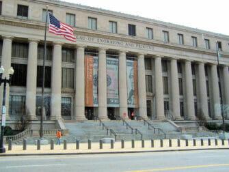 Washington D.C. Passes for Attractions Buildings