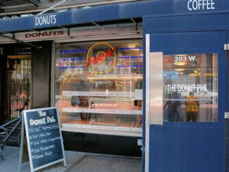 Best Doughnuts in New York - The Donut Pub