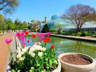 Botanical Gardens in New York - Brooklyn Botanic Garden