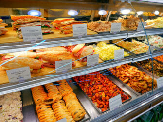 Supermarkets in New York - Whole Foods Selection