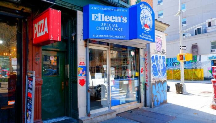 Best Cheesecake in New York - Eileen's Special Cheesecake