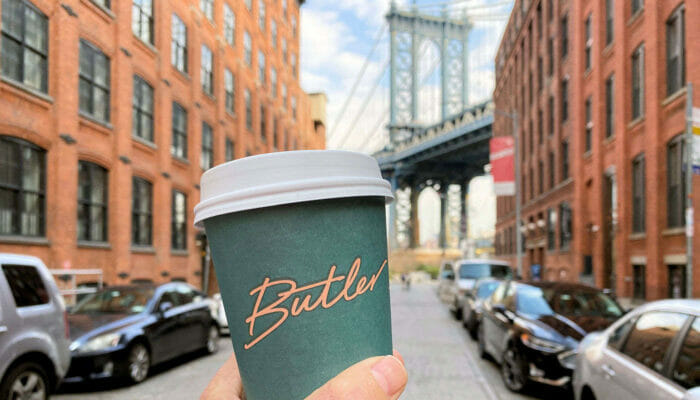 Best Coffee in New York - Butler
