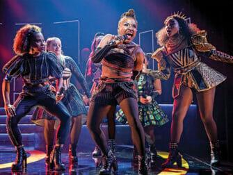 SIX on Broadway Tickets - Singing