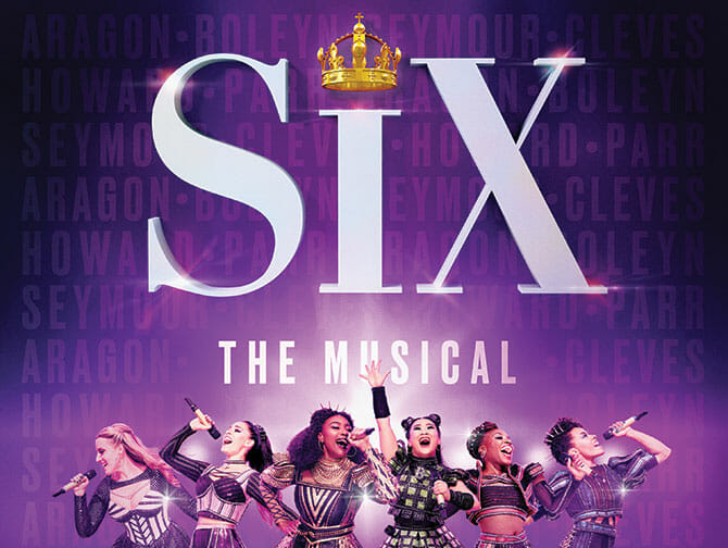 SIX on Broadway Tickets