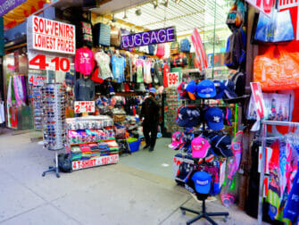 Times Square Shop