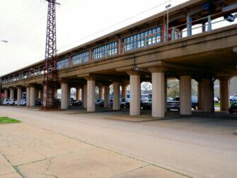 Long Island Rail Road (LIRR) in New York - Station