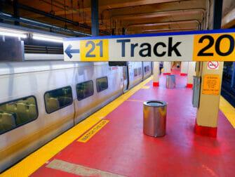 Long Island Rail Road (LIRR) in New York - Track