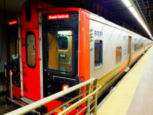 Metro-North Railroad in New York