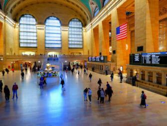Metro-North Railroad in New York - Grand Central in New York