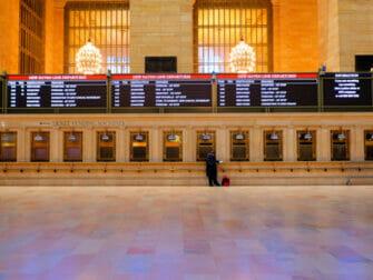 Metro-North Railroad in New York - Tickets