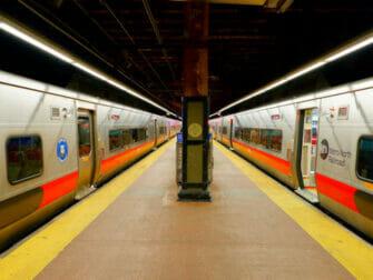 Metro-North Railroad in New York - Track