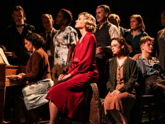 The Girl from the North Country on Broadway Tickets - Cast